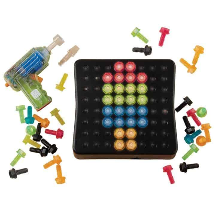 Design & Drill BrightWorks STEAM / STEM Gifts for Smart Kids