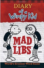 Diary of a Wimpy Kid Mad Libs Gifts for Young Writers