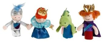 Finger Puppets Stocking Stuffers for Kids and Teens Ages 3 - 13