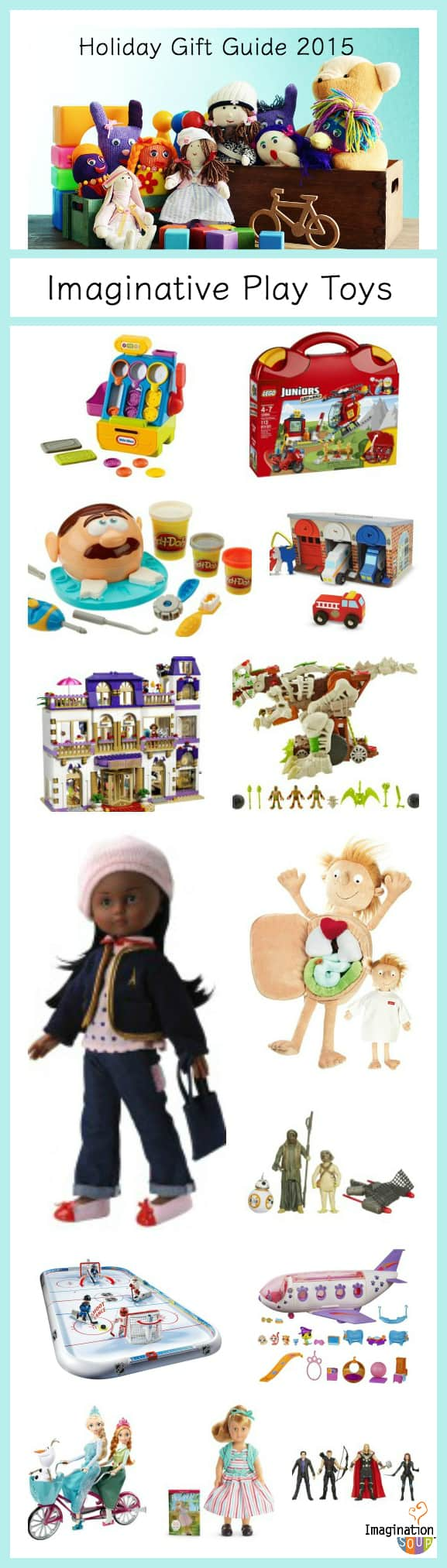 Imaginative Play Toys for Kids