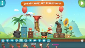 Inventioneers New STEM Apps for Kids