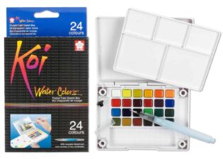 Koi Water Colors Stocking Stuffers for Kids and Teens Ages 3 - 13