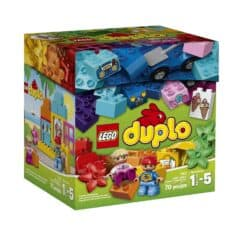 LEGO DUPLO My First Bricks STEAM / STEM Gifts for Smart Kids