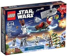 LEGO Star Wars Advent Calendar The Coolest Star Wars Gifts for Kids