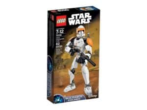 LEGO Star Wars - Clone Commander Cody The Coolest Star Wars Gifts for Kids