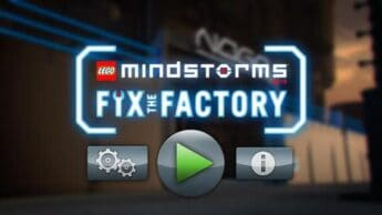 LEGO mindstorms Fix the Factory New STEM Apps for Kids