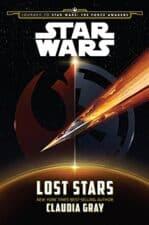 Lost Stars - new YA Star Wars book