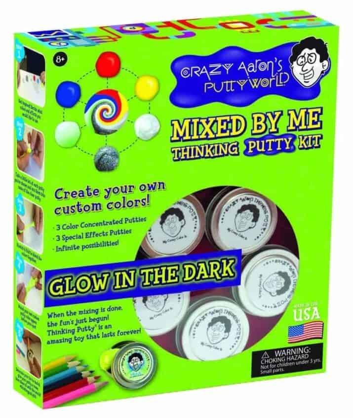 MIxed By Me Putty Kit Gifts for 9 Year Old Girls