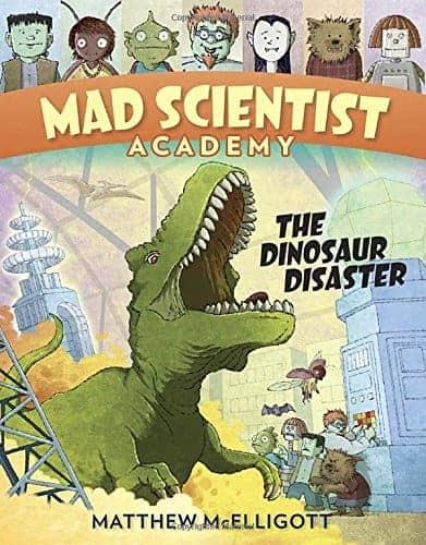The Best STEM Beginning Chapter Books for Kids