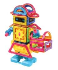 Magformers Walking Robot STEAM / STEM Gifts for Smart Kids