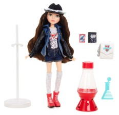Mc2Doll McKeyla and Lava Lamp Experiment STEAM / STEM Gifts for Smart Kids