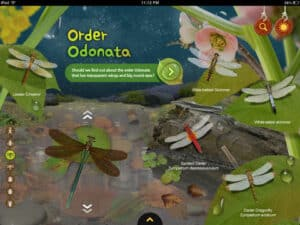 Meet the Insects science app