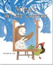 Mina's White Canvas by Hyeon-Ju Lee