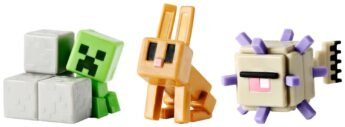 Gifts for 9 Year Old Boys Minecraft Figures Stocking Stuffers for Kids and Teens Ages 3 - 13