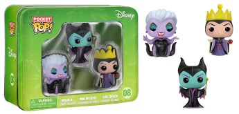 Pocket Pops Disney Stocking Stuffers for Kids and Teens Ages 3 - 13