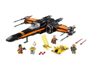 Poe's X-Wing Fighter The Coolest Star Wars Gifts for Kids