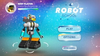 Robot School New STEM Apps for Kids