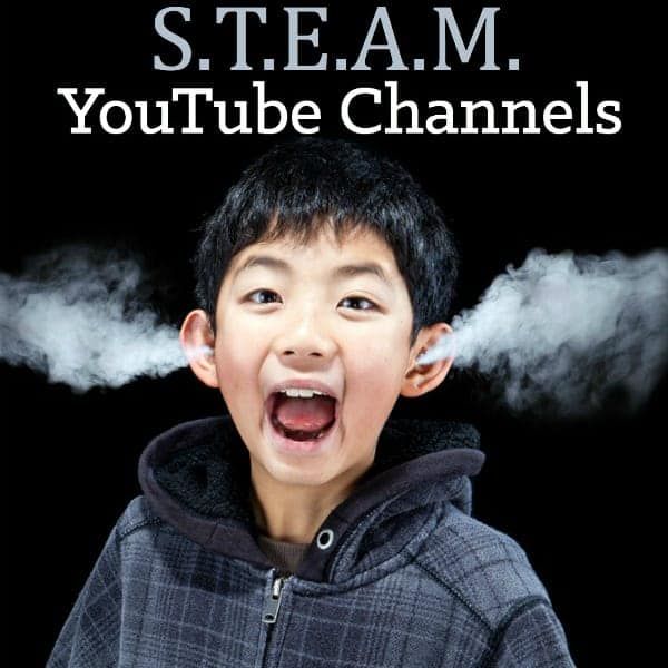STEAM STEM YouTube Channels