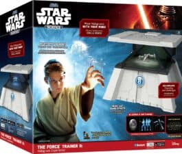 Star Wars Force Trainer II The Hologram Experience