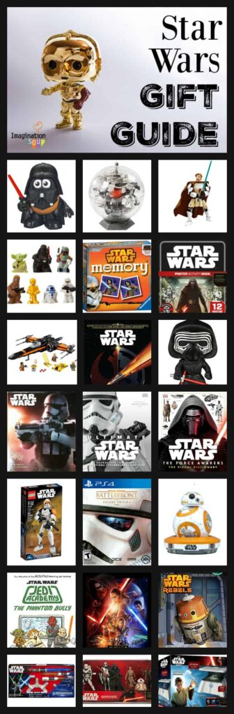 Star Wars Gifts for Kids and Tweens