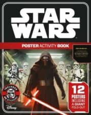 Star Wars Poster Activity Book - great gift idea