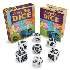 Story Time Dice Gifts for Young Writers