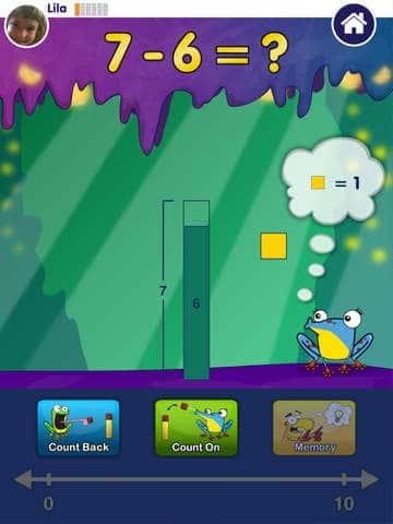 Teachley New STEM Apps for Kids Math app