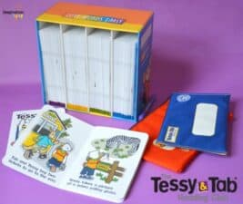 review of Tessy and Tab Reading Club