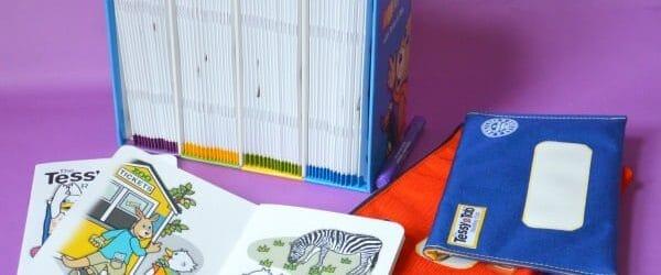 Beginning Reader Book Club: Tessy and Tab