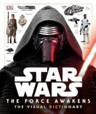 The Force Awakens Visual Dictionary -Nonfiction Books for 9 Year Olds