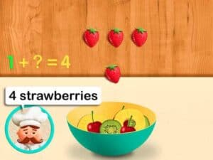Tiggly Chef Preschool Math New STEM Apps for Kids