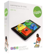 Tiggly Shapes STEAM / STEM Gifts for Smart Kids