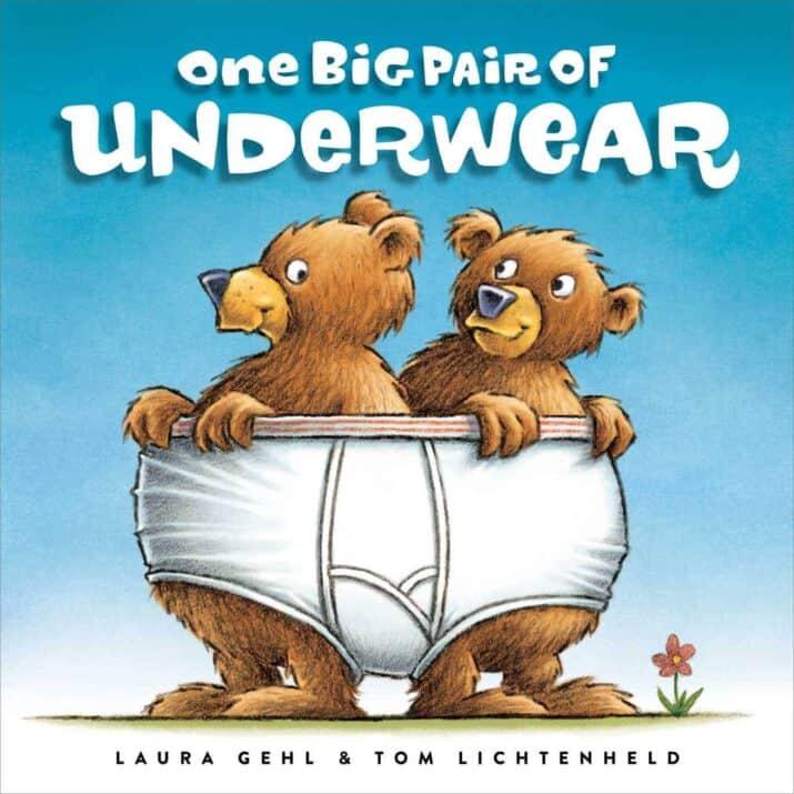 Underwear Children's Picture Books