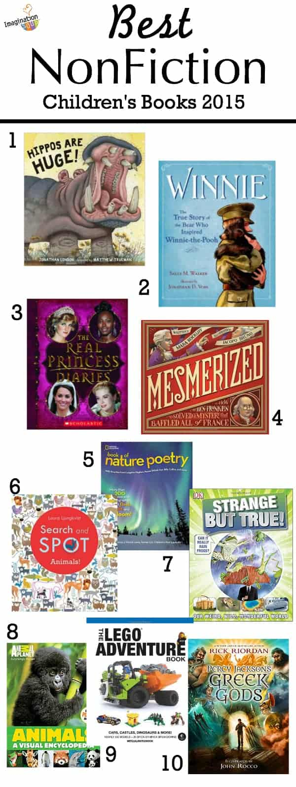 best children's nonfiction books 2015