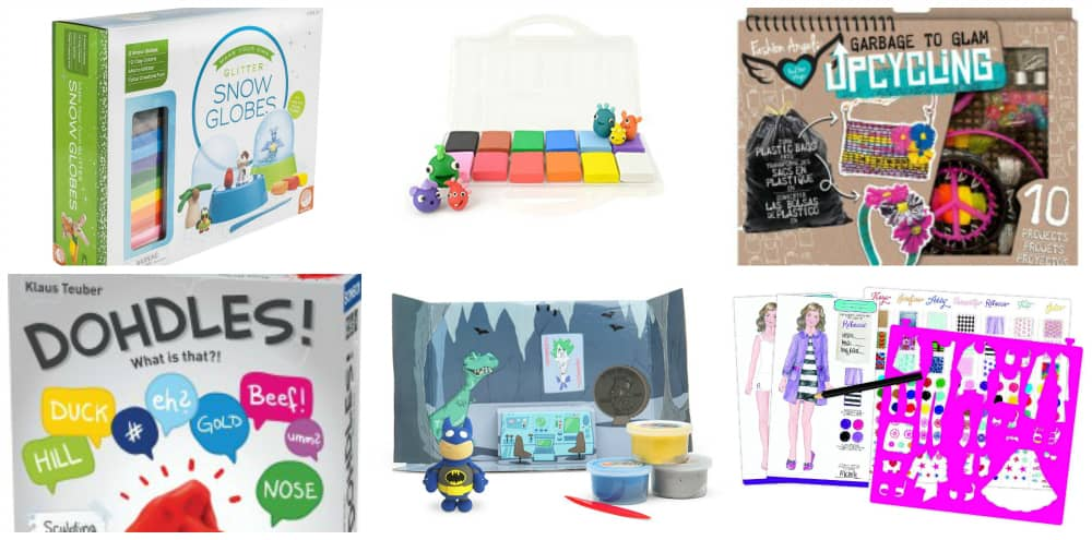 Arts And Crafts Gifts For Kids Imagination Soup