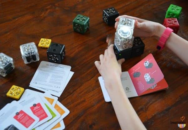 Robotics for Kids with Cubelets STEAM STEM Skills