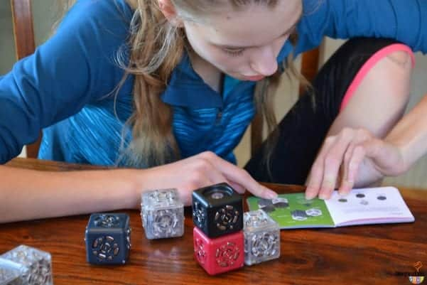cubelets building STEM skills Robotics for Kids with Cubelets