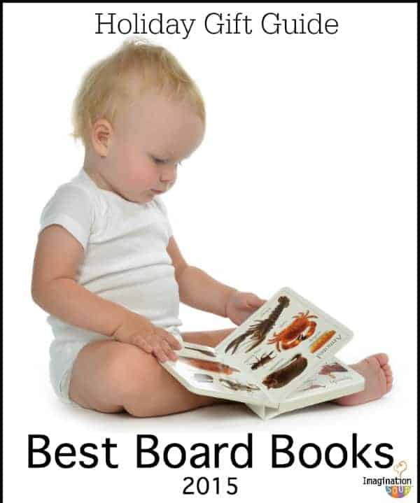 gifts for babies and toddlers -- the best board books