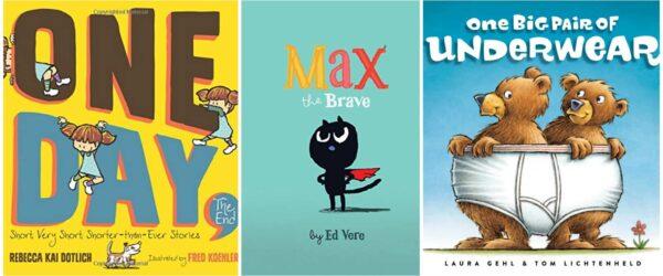 Children's Picture Books Winter 2015