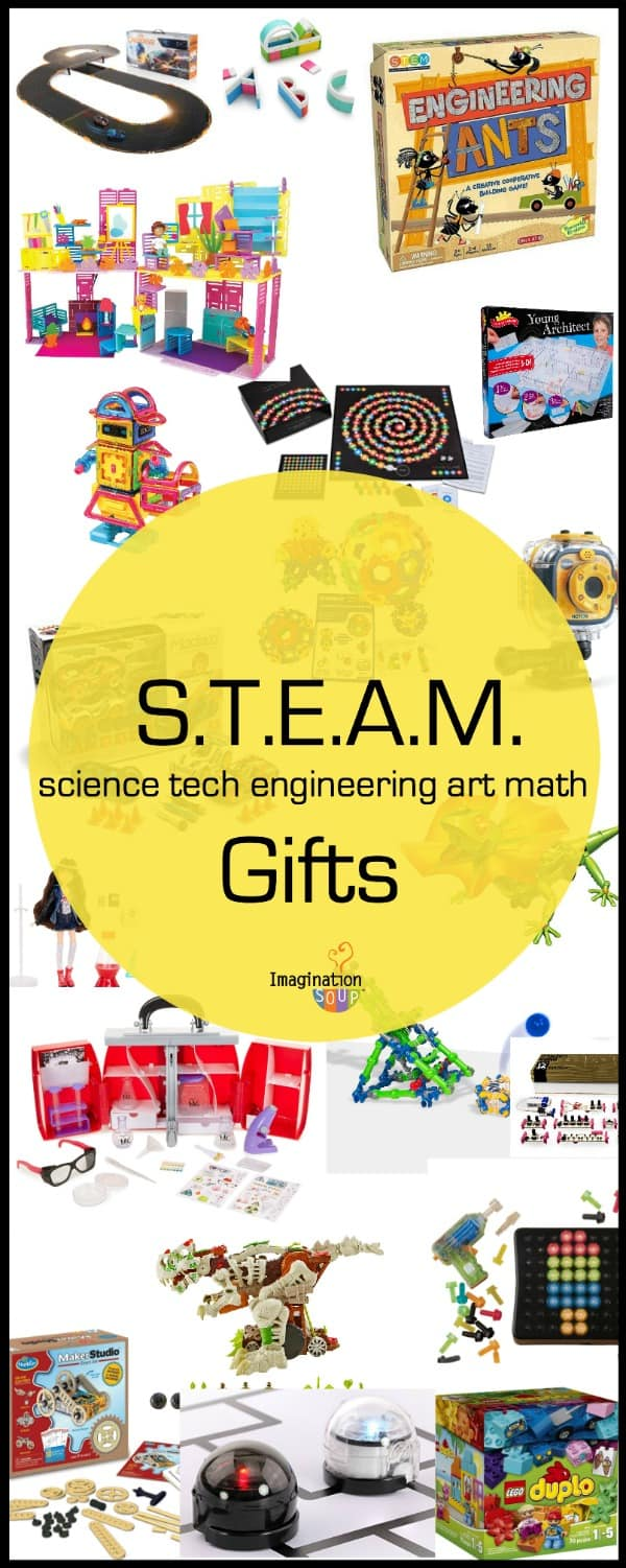 science tech engineering art math gifts for kids