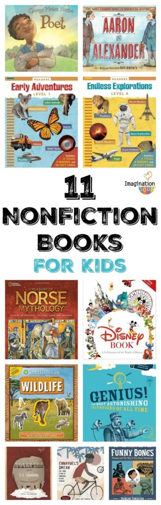 11 readable nonfiction books for kids from 2015