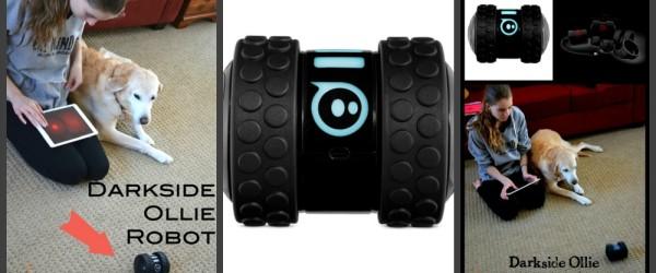 App-Controlled Darkside Robot