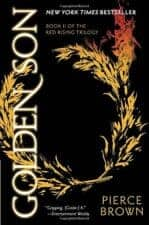 Golden Son Best YA Books of 2015