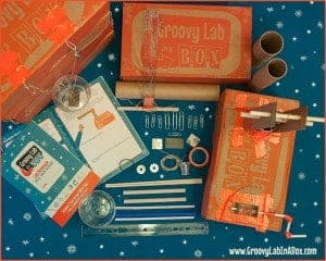 Groovy Lab in a box Monthly Subscription Boxes for Kids