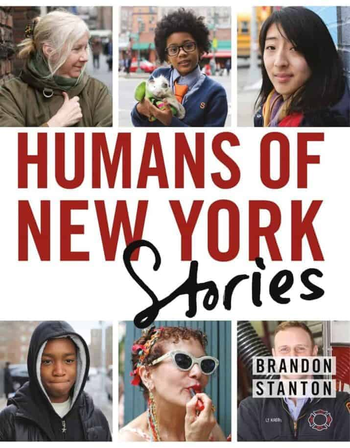 Humans of New York Stories Impactful Books I'm Reading