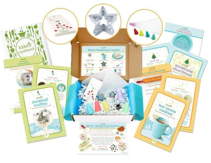 KidStir Monthly Subscription Boxes for Kids