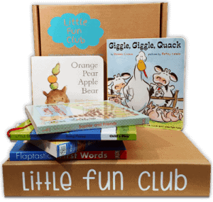 Little Fun Club Monthly Subscription Boxes for Kids