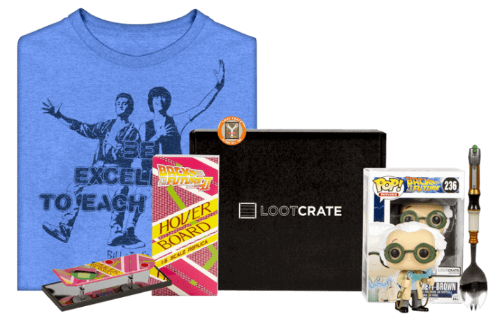 Loot Crate october Monthly Subscription Boxes for Kids