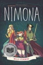 Nimona Best YA Books of 2015