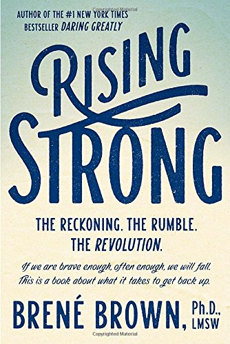 Rising STrong review Impactful Books I'm Reading